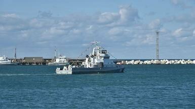 Между портами на Каспийском море перевалено более 1,6 млн. тонн грузов