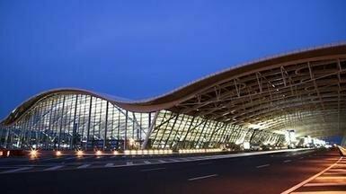 Скоростной поезд свяжет два аэропорта в Шанхае