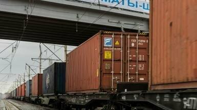 Снизился объем перевозок всеми видами транспорта в Казахстане