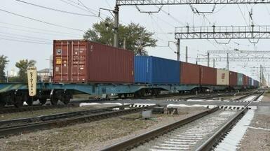 Более 10 тыс. поездов перевезено по маршруту  Китай – Европа в 2020 году