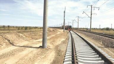 Железнодорожников обеспечили средствами индивидуальной защиты