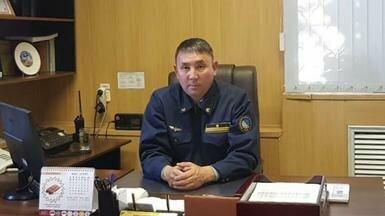 Начальник станции Майкудук. Человек слова