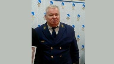 Юбилейной медалью «К 90-летию Турксиба» наградили Вячеслава Миронова