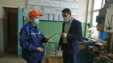 КЭЦ Алматы изготовил продукцию на сумму 22 млн тенге